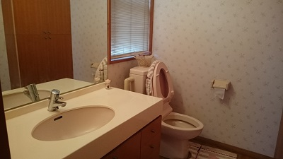 PV洗面トイレ